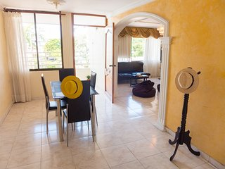 Nice quiet spacious private bedroom WC _air conditione in a 3b apartment