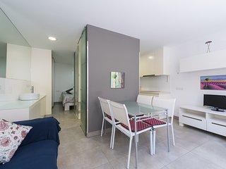Bonito apartamento con estilo junto a la playa