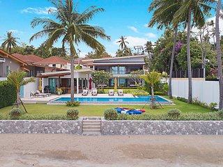 ☀ Beachfront Paradise - Villa SeaNest Samui