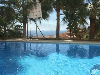 Amazing 2 bed apartment with sea views for rent Mijas Costa