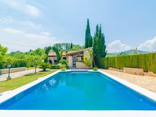 SES TANQUETES - Villa for 4 people in Caimari