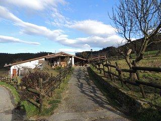 Garai Txoko, a 15 minutos de Bilbao