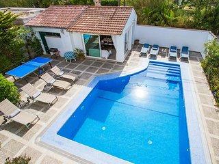 5 bedroom Villa in Port de Pollenca, Balearic Islands, Spain : ref 5630503