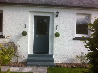 Benview Cottage, self catering cottage, Aberfoyle, The Trossachs