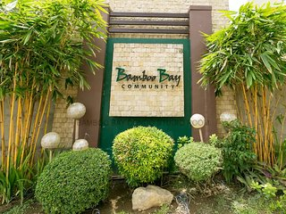 Bamboo Bay Condo: 'Cozy Home in Cebu City'