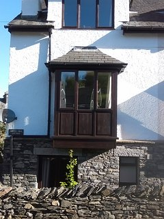 Front of Cherry tree cottage