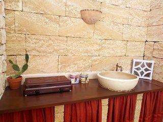 Villa 'Dimora Zen Relax ' mini-apartament 'Zen'