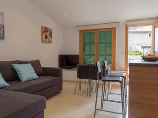 Economic apartment for 2+1 in the Tramuntana mountains