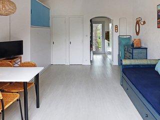 studio 4p dans residence de qualite, calme et confort