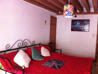Confortable habitacion en el corazon de Puebla, Pue. Mexico!!!