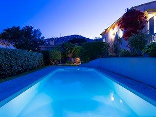 Gaiasvillas - Villa La Cigalette, with private pool, 50 mt from the beach