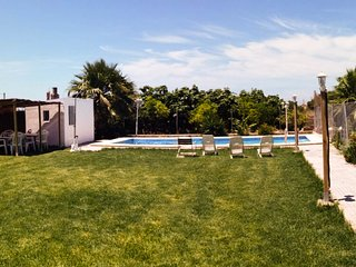 Chalet con piscina en el colorado, conil