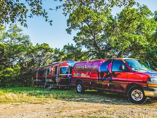 Amazing Airstream Experience at Lake Travis