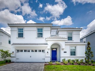 1529FD Amazing Champions Gate 8 Bedroom 5 Bath