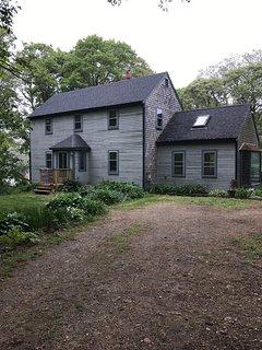 Hideaway Saltbox Colonial