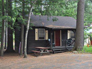 Pine Grove Cottages #9/10 - charming Adirondack cabin in Lake George Village