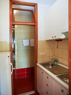Kitchen 2, Surface: 3 m²