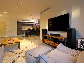 Luxury new apartment in the center of Neve Tzedek
