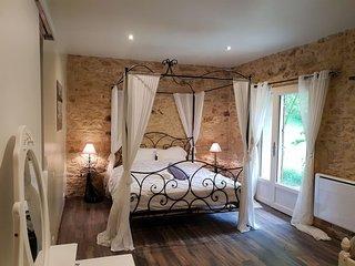 Chambres d'hôte de charme - Moulin de Saint-Avit