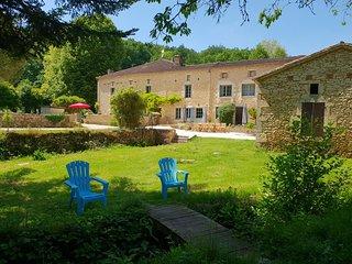 Gîte de charme à 10' de la Dordogne