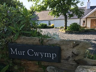 Mur Cwymp - Holiday Apartment - Stunning Location