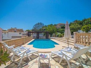 Villa Simpson en Benissa,Alicante,para 6 huespedes
