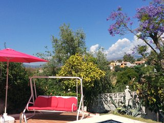 Pretty 3 bed villa  -free heated pool fast WiFi great location no hidden costs