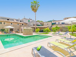 CAS PADRI CANALS - Villa for 11 people in Mancor de la Vall