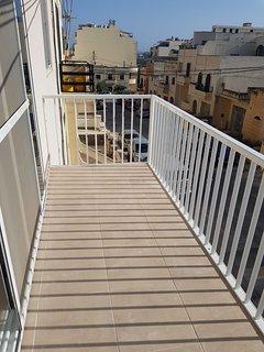 Front balcony/terrace