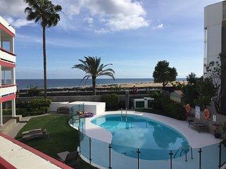 Apartment with sea view, dunas Maspalomas