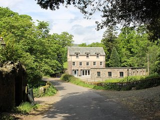 Monzie Estate Mill House - BnB 2