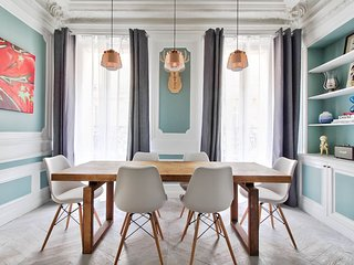 Beautiful design apartment  - Ternes