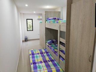 Apartamento vacacional para hasta 8 personas