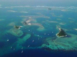 Vacances d'exception sur un catamaran aux San Blas