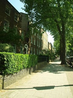 Live in one of the most finest and sought after streets in London.