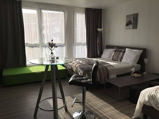 Homey flat in Brussels city center