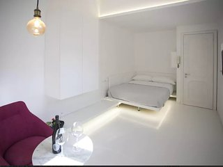 Ortigia Casa Fab Single bedroom with Terrace