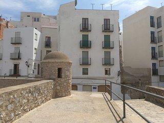 Apartamento en el Castillo de Peñíscola