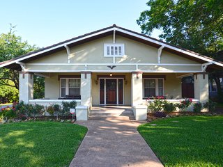 1918 East Dallas Home