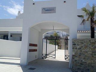 Adosado 2h piscina y patio barbacoa urbanización Miradores golf Atlanterra