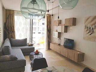 bel appartement Agadir bord de mer
