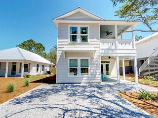 NEW LISTING! Dog-friendly home w/hot tub, water view, easy beach access