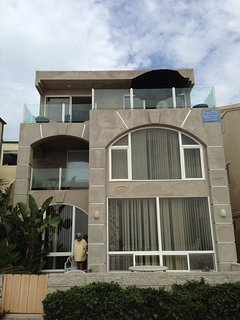 Penthouse unit with Panoramic Ocean Views form Deck, Living, Kitchen, Dining rooms!
