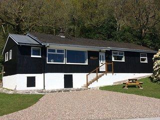 House on the Shore - Wonderful Wildlife Cottage - Lochside Ardnamurchan Coast