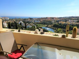 Sea views apartment in Royal Golf
