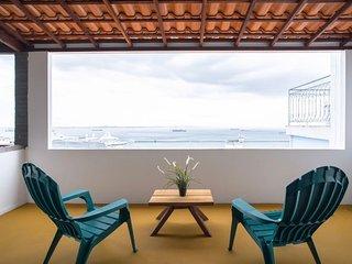 CASA VERSACE - CARLA - Sea View Tropical Chic