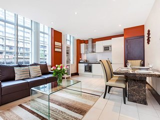 Amazing 2bed/2bath Flat sleeps 6 in Barbican