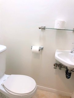 Downstairs Bathroom - Shower