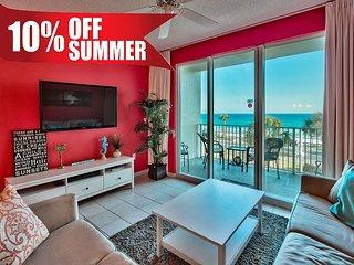 GULF VIEW Majestic Sun Condo*Resort Pool/Spa, Fitness Center + FREE VIP Perks
