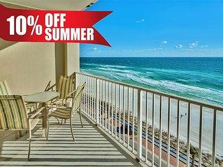 GULF VIEW Majestic Sun Condo * Resort Resort Pools/HotTubs + FREE VIP Perks!!